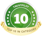 Trustpilot - Top 10 in Category