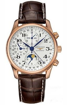 Longines Master Collection (Gold)  Automatic Chronograph