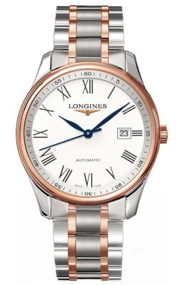 Longines Master Collection (Gold & Steel) Automatic