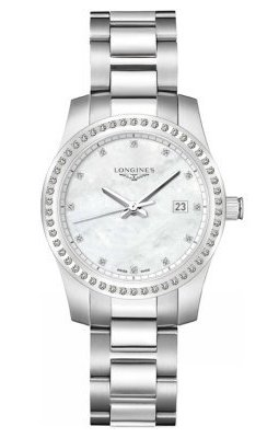 5cabd81b2a5 Product details for Longines Watch Ref: L3.401.0.87.6. Series: Conquest;  Model: Gender: Women's Watches ...