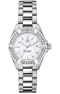 76b2fddfc65 TAG Heuer Womens Watches - Aquaracer (27mm) - Watches from Swiss ...