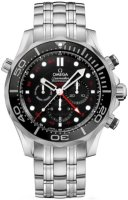 Omega Men's Watches - Seamaster Diver 300 M GMT Chronograph (44mm)