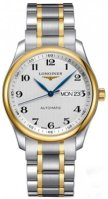 Longines Men's Watches - Master Collection (Gold/ Steel)