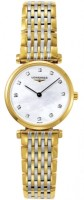 Longines Women's Watches - La Grande Classique (Gold & Stainless Steel)