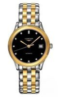 Longines Men's Watches - Flagship (Gold & Steel)