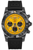 Breitling Men's Watches - Chronomat 44 Blacksteel