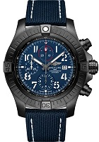 Breitling Men's Watches - Super Avenger Chronograph 48 Night Mission
