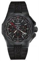 Breitling Men's Watches - Bentley GMT Light Body B04 Midnight Carbon