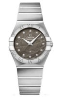 Omega Constellation Brushed 27mm (Steel)  Quartz