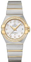 Omega Constellation Chronometer (Steel & Gold)  Co-Axial