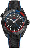 Omega Seamaster Planet Ocean 600 M GMT (45.5mm) Emirates Team New Zealand Co-Axial Master Chronometer