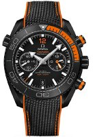 Omega Seamaster Planet Ocean 600 M Chrono (45.5mm) Deep Black Co-Axial Master Chronometer