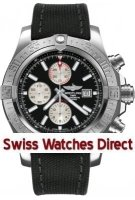 Breitling Super Avenger II Caliber 13 Automatic Chronograph