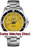 Breitling Superocean 44 Caliber Breitling 17 Automatic