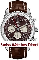 Breitling Navitimer Rattrapante Caliber B03 Automatic Split-Seconds Chronograph