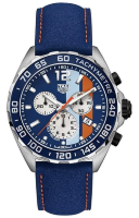 TAG Heuer Formula 1 Chronograph (43mm) Gulf Edition Quartz