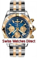 Breitling Chronomat 44 (Steel & Gold) Caliber 01 Automatic Chronograph
