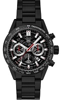 TAG Heuer Carrera Heuer 02 (43mm)  Automatic Chronograph