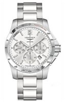 Longines Conquest Chronograph Automatic Column Wheel