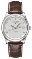Longines Master Collection (Steel)  Automatic Daydate