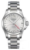 Longines Conquest GMT  Automatic