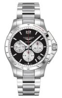 Longines Conquest Chronograph Quartz