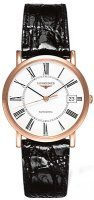 Longines Elegant Collection  Automatic Date Function