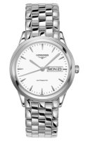 Longines Flagship (Steel)  Automatic Daydate