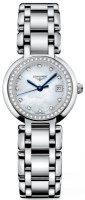 Longines PrimaLuna 26.5mm (Steel)  Quartz