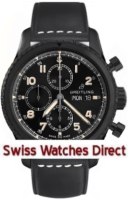 Breitling Navitimer 8 Black Steel Caliber Breitling 13 Automatic Chronograph