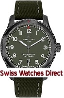 Breitling Aviator 8 Curtis Warhawk Caliber Breitling 17 Automatic