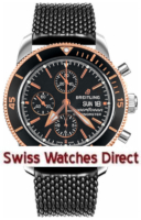 Breitling Superocean Heritage II Chronograph 44 Caliber 13 Automatic
