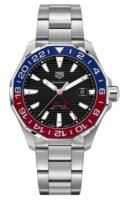 TAG Heuer Aquaracer (43mm) Calibre 7 Automatic GMT